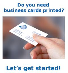 Standard sizes postcards envelopes booklets letterhead order business cards m4hsunfo