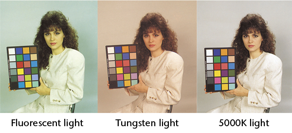 How light effects what we see