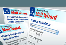 mailing calculators